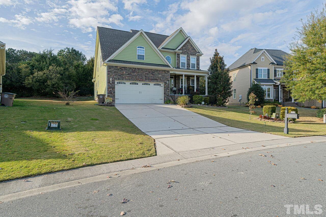 Photo of 4125 Field Oak Drive, Wake Forest, NC 27587-6588 (MLS # 2415113)