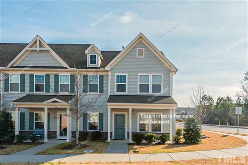 Photo of 399 Shakespeare Drive, Morrisville, NC 27560-0140 (MLS # 2361120)