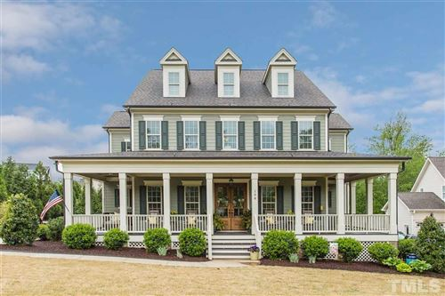 Photo of 108 Marsh Barton Drive, Holly Springs, NC 27540 (MLS # 2314121)