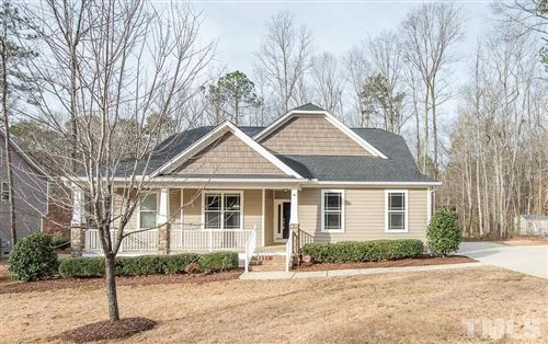 Photo of 1136 Farmers Branch Road, Willow Spring(s), NC 27592 (MLS # 2300122)