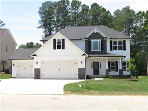 Photo of 111 Claymore Drive, Clayton, NC 27527 (MLS # 2260123)