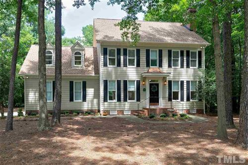 Photo of 5113 Linksland Drive, Holly Springs, NC 27540 (MLS # 2335126)