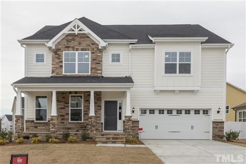 Photo of 1013 Dogwood Bloom Lane #296, Knightdale, NC 27545 (MLS # 2296127)