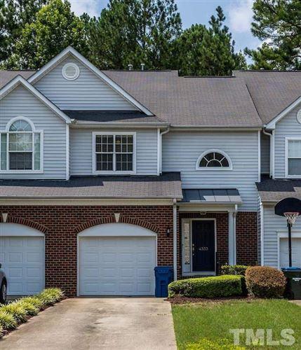 Photo of 4333 Flintlock Lane, Durham, NC 27704 (MLS # 2393135)