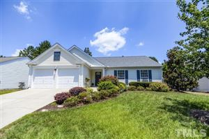 Photo of 129 Saddle River Road, Apex, NC 27502 (MLS # 2265142)