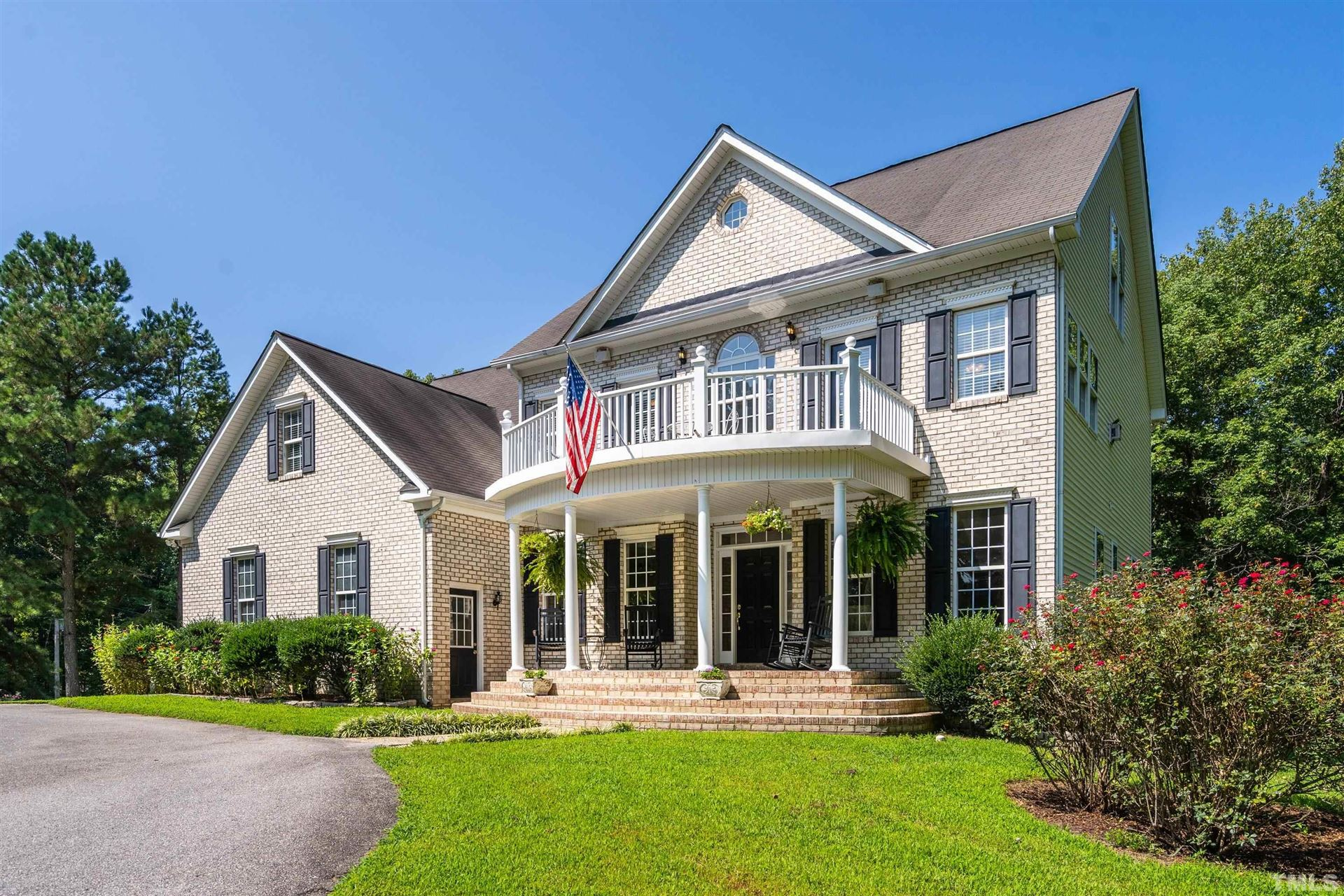 Photo of 106 North Pastures Trail, Franklinton, NC 27525 (MLS # 2400143)