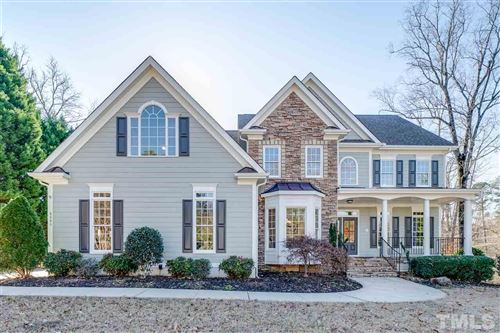 Photo of 5000 Sunset Fairways Drive, Holly Springs, NC 27540 (MLS # 2293151)