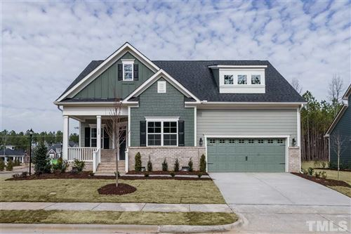 Photo of 132 Silent Bend Drive #Lot 11, Holly Springs, NC 27540 (MLS # 2267155)