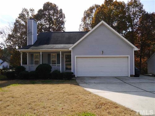 Photo of 109 Collie Circle, Holly Springs, NC 27540-7600 (MLS # 2290163)