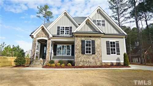 Photo of 2995 Mills Lake Wynd, Holly Springs, NC 27540 (MLS # 2266164)