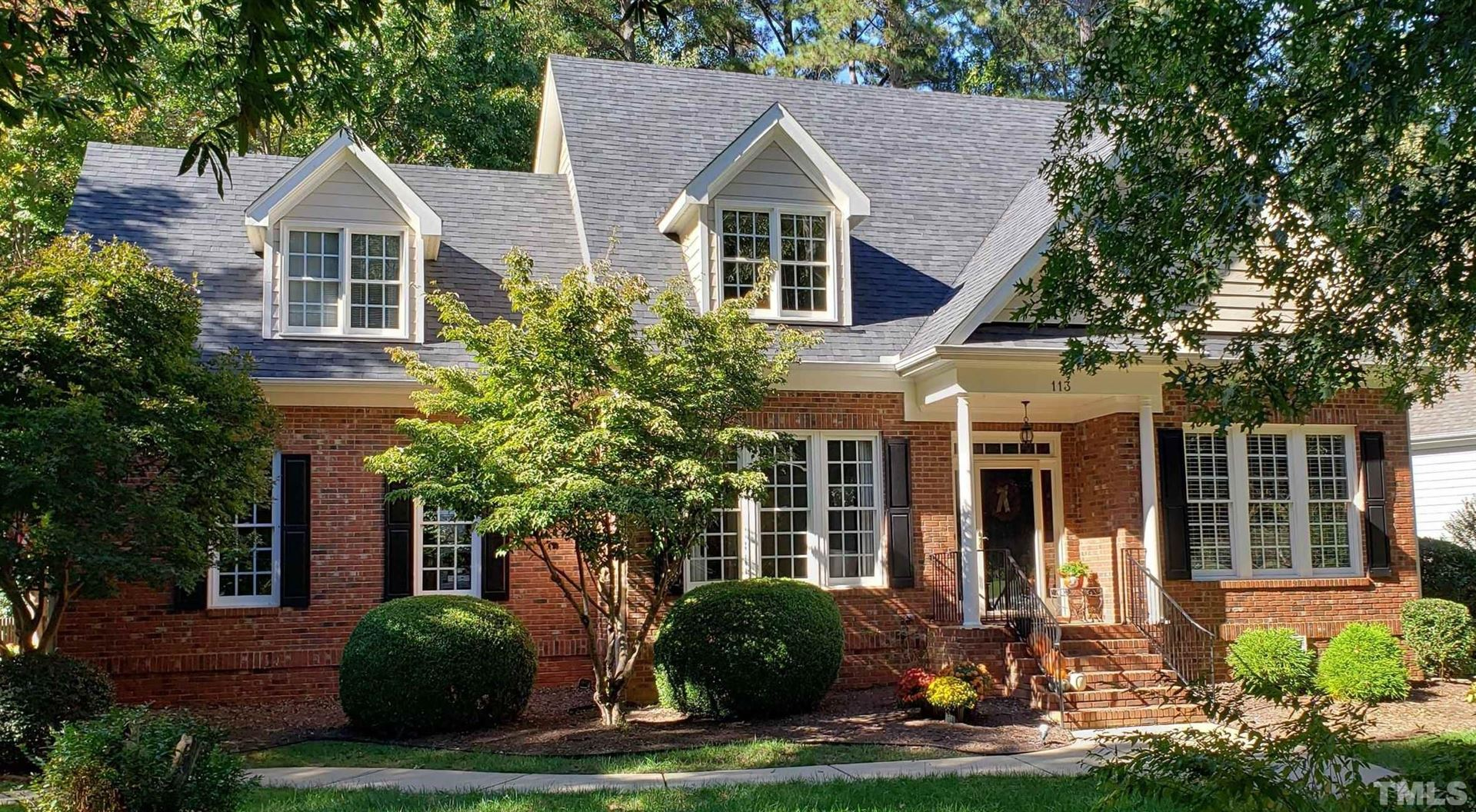 Photo of 113 Holly Park Drive, Holly Springs, NC 27540 (MLS # 2415168)