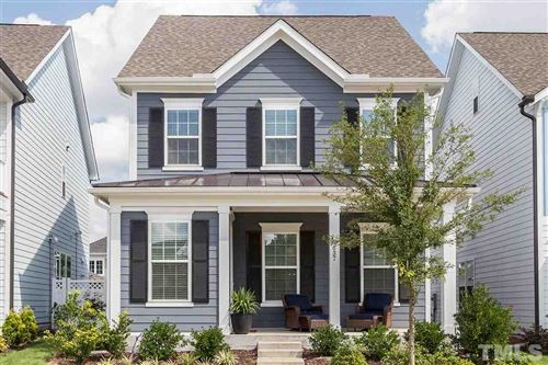 Photo of 1637 Holding Village Way, Wake Forest, NC 27587 (MLS # 2336174)