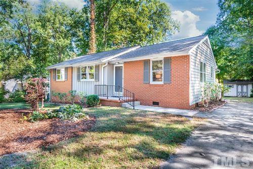 Photo of 409 Hickory Drive, Chapel Hill, NC 27517 (MLS # 2414174)