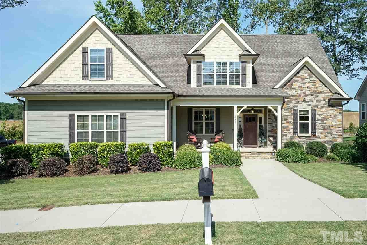 Photo of 196 Plantation Drive, Youngsville, NC 27596 (MLS # 2328178)