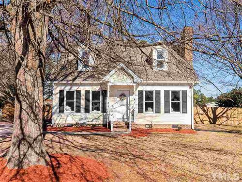 Photo of 1820 Twin Lake Drive, Holly Springs, NC 27540-9242 (MLS # 2295180)