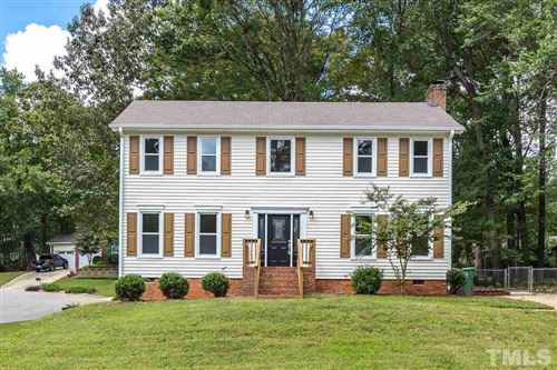 Photo of 207 Wyatts Pond Lane, Cary, NC 27513 (MLS # 2344181)