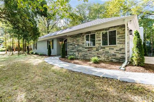 Photo of 1707 Curtis Road, Chapel Hill, NC 27514 (MLS # 2345181)