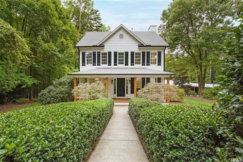 Photo of 1220 Happy Hunting Hills Drive, Holly Springs, NC 27540 (MLS # 2411181)