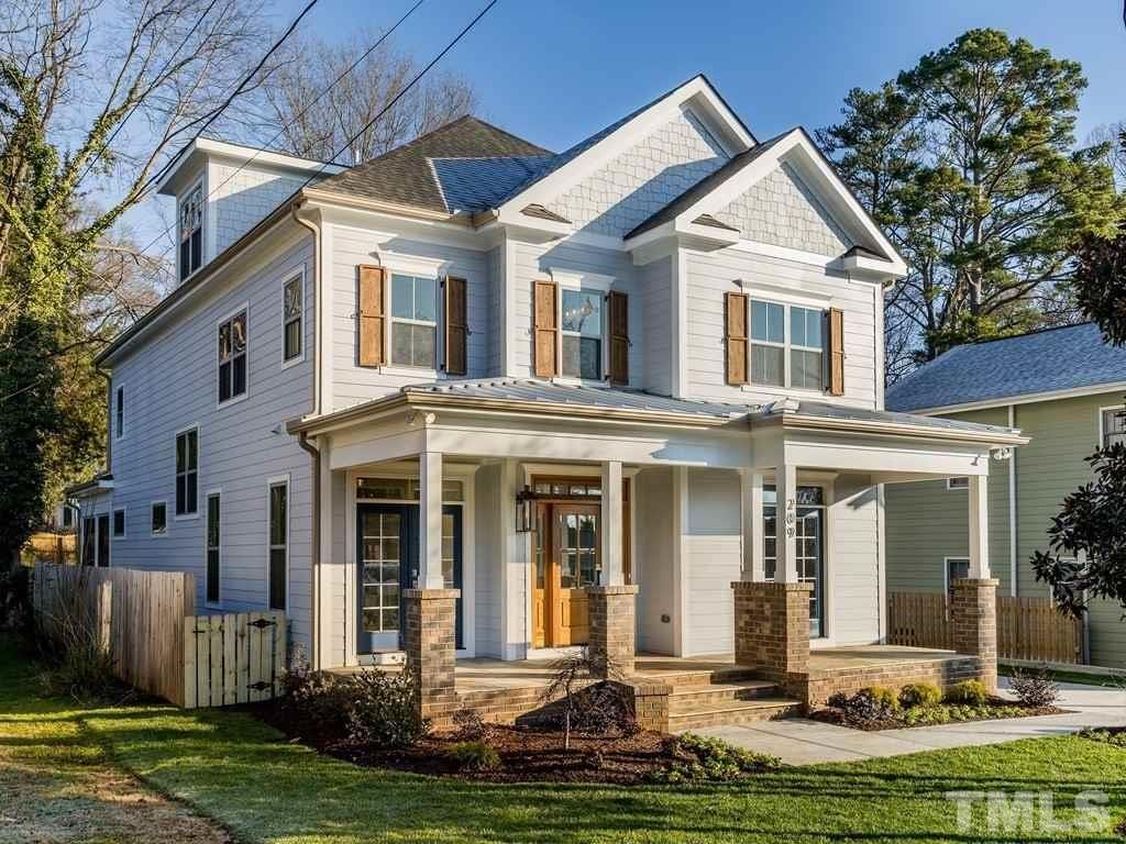 209 Georgetown Road, Raleigh, NC 27608 - #: 2327182