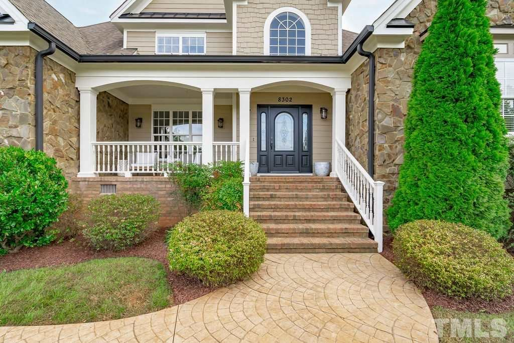 Photo of 8302 Rue Cassini Court, Raleigh, NC 27615 (MLS # 2350189)