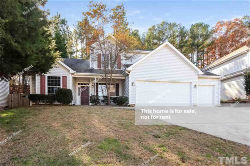 Photo of 114 Aldeburgh Court, Holly Springs, NC 27540-7551 (MLS # 2291191)