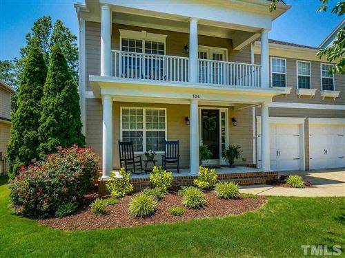 Photo of 104 Meadowcrest Place, Holly Springs, NC 27540 (MLS # 2330192)