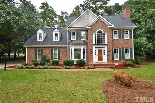 Photo of 4801 Cornoustie Court, Holly Springs, NC 27540 (MLS # 2338199)