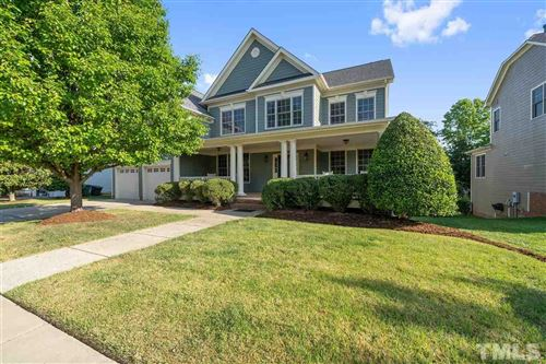 Photo of 317 Greenfield Knoll Drive, Cary, NC 27519 (MLS # 2377199)