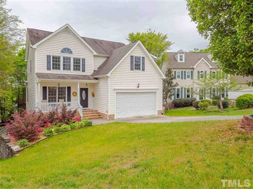 Photo of 2804 Buggy Whip Court, Wake Forest, NC 27587 (MLS # 2378201)
