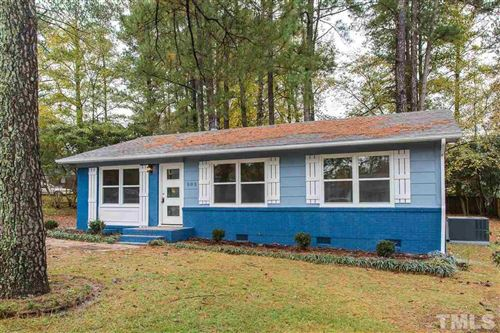 Photo of 503 Forest Ridge Road, Garner, NC 27529 (MLS # 2350204)