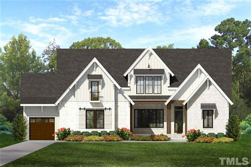 Photo of 1613 Montvale Grant Way, Cary, NC 27519 (MLS # 2350206)