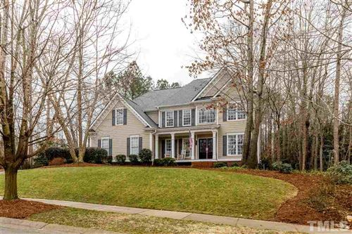 Photo of 105 Flint Point Lane, Holly Springs, NC 27540 (MLS # 2366209)