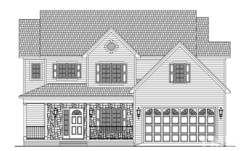 Photo of 808 Trinity Park Drive, Wake Forest, NC 27587 (MLS # 2319220)