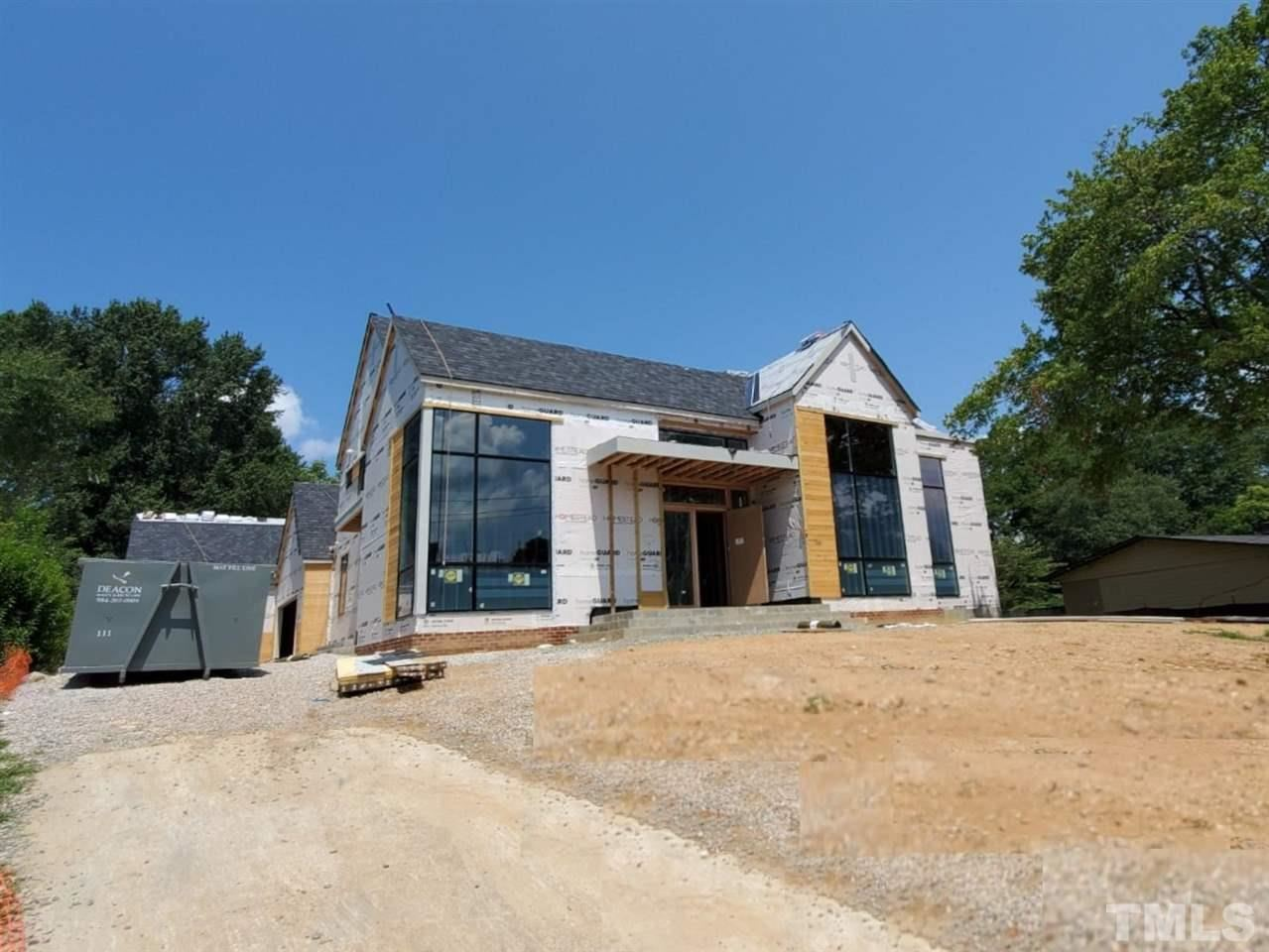 Photo of 109 Dartmouth Road, Raleigh, NC 27609 (MLS # 2364220)