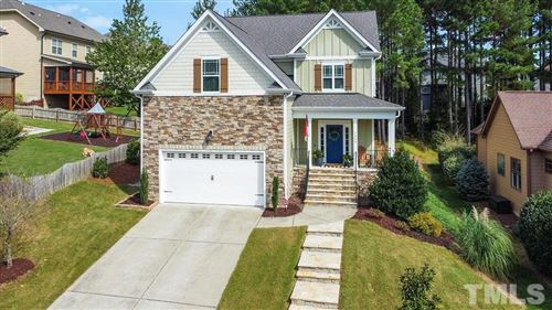Photo of 1009 Heritage Hills Way, Wake Forest, NC 27587 (MLS # 2413222)