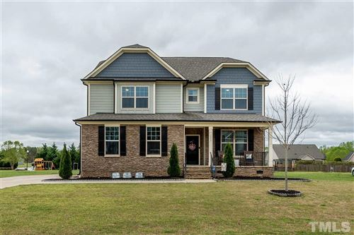 Photo of 1537 Black Spruce Way, Willow Spring(s), NC 27592 (MLS # 2312223)
