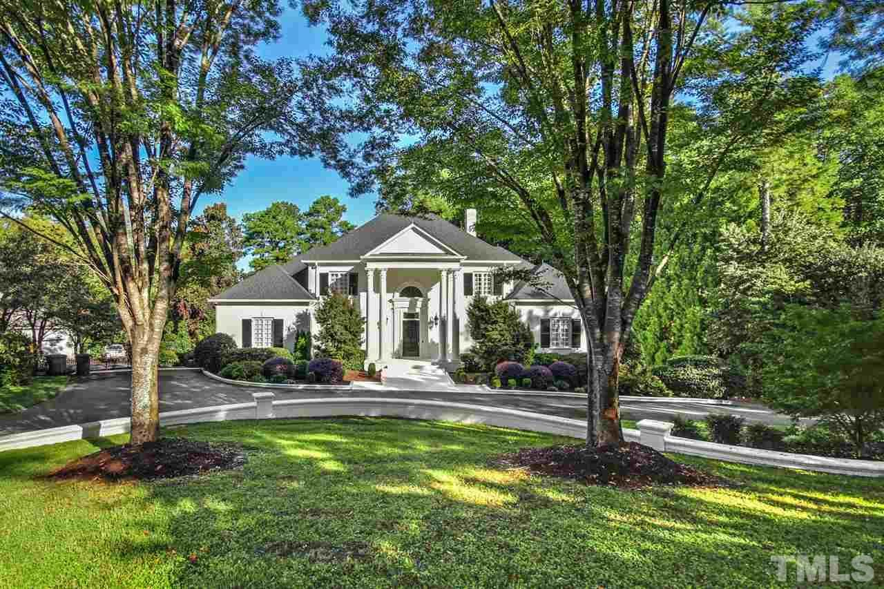 Photo of 608 Lakestone Drive, Raleigh, NC 27609 (MLS # 2322223)