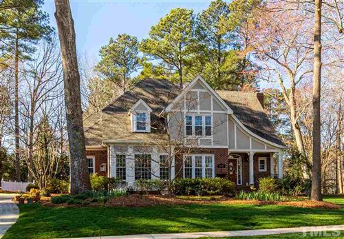 Photo of 5136 Linksland Drive, Holly Springs, NC 27540 (MLS # 2301225)