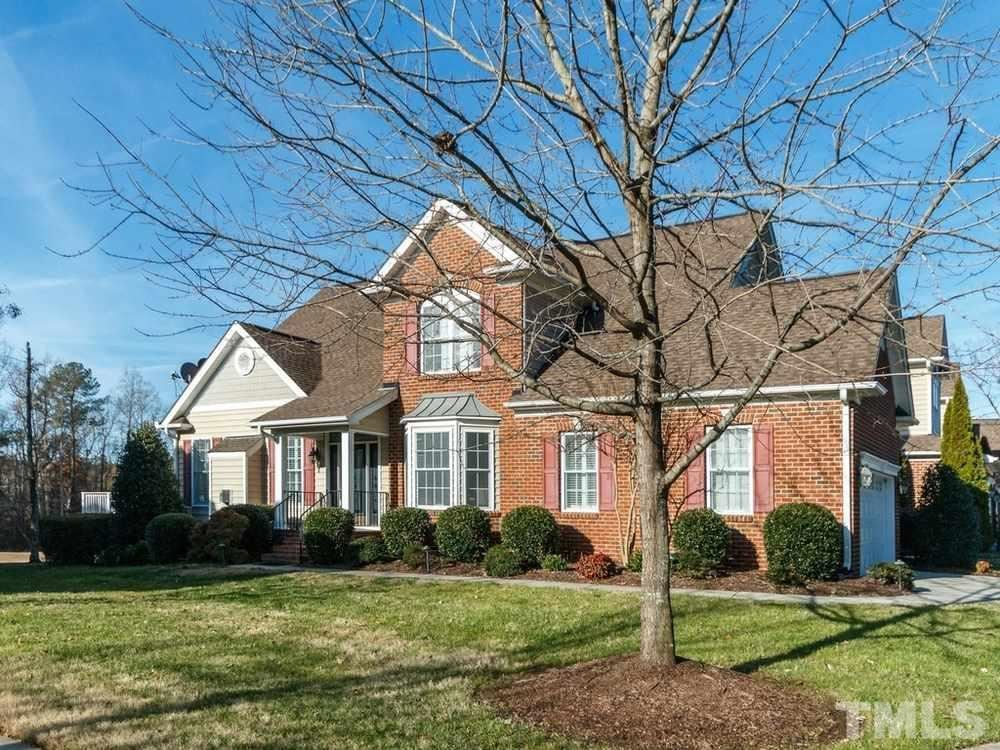Photo for 9555 Brookchase Drive, Raleigh, NC 27617 (MLS # 2227225)