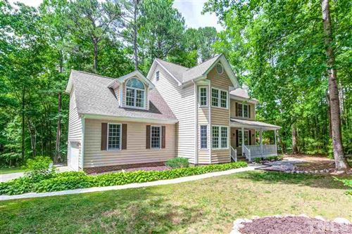 Photo of 6844 Wood Forest Drive, Cary, NC 27519 (MLS # 2389228)