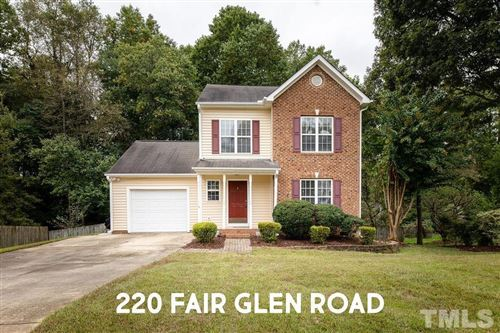 Photo of 220 Fair Glen Road, Holly Springs, NC 27540 (MLS # 2413231)