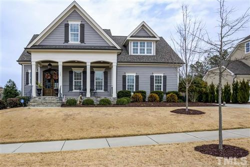 Photo of 733 Morning Oaks Drive, Holly Springs, NC 27540 (MLS # 2306235)