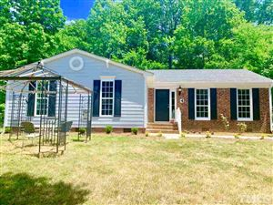 Photo of 4 Hedgerow Place, Durham, NC 27704 (MLS # 2257236)