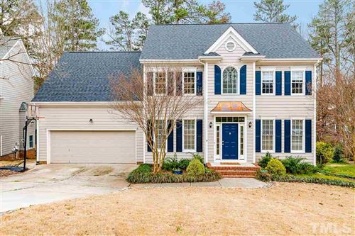 Photo of 303 Rose Valley Woods Drive, Cary, NC 27513 (MLS # 2303237)