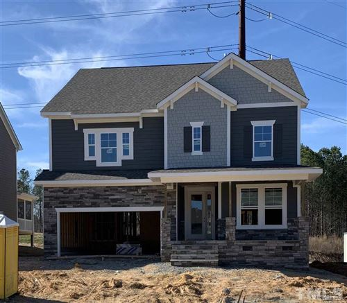 Photo of 704 White Oak Pond Road #Homesite 114, Apex, NC 27523 (MLS # 2297239)