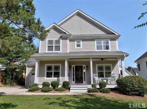 Photo of 505 Mills Street, Raleigh, NC 27608 (MLS # 2344240)