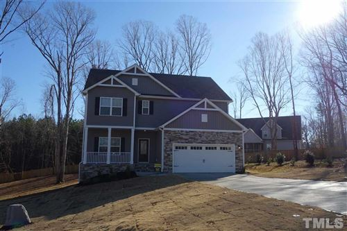 Photo of 3458 Lilac Lane, Wake Forest, NC 27587 (MLS # 2362243)