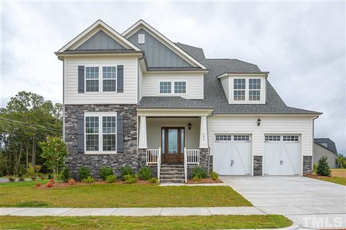 Photo of 120 Treeline Court, Holly Springs, NC 27540 (MLS # 2224244)
