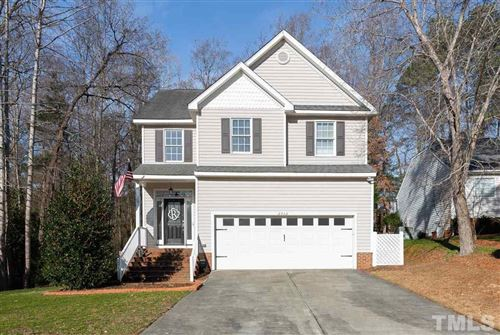 Photo of 2713 Steeple Run Drive, Wake Forest, NC 27587-4962 (MLS # 2362244)