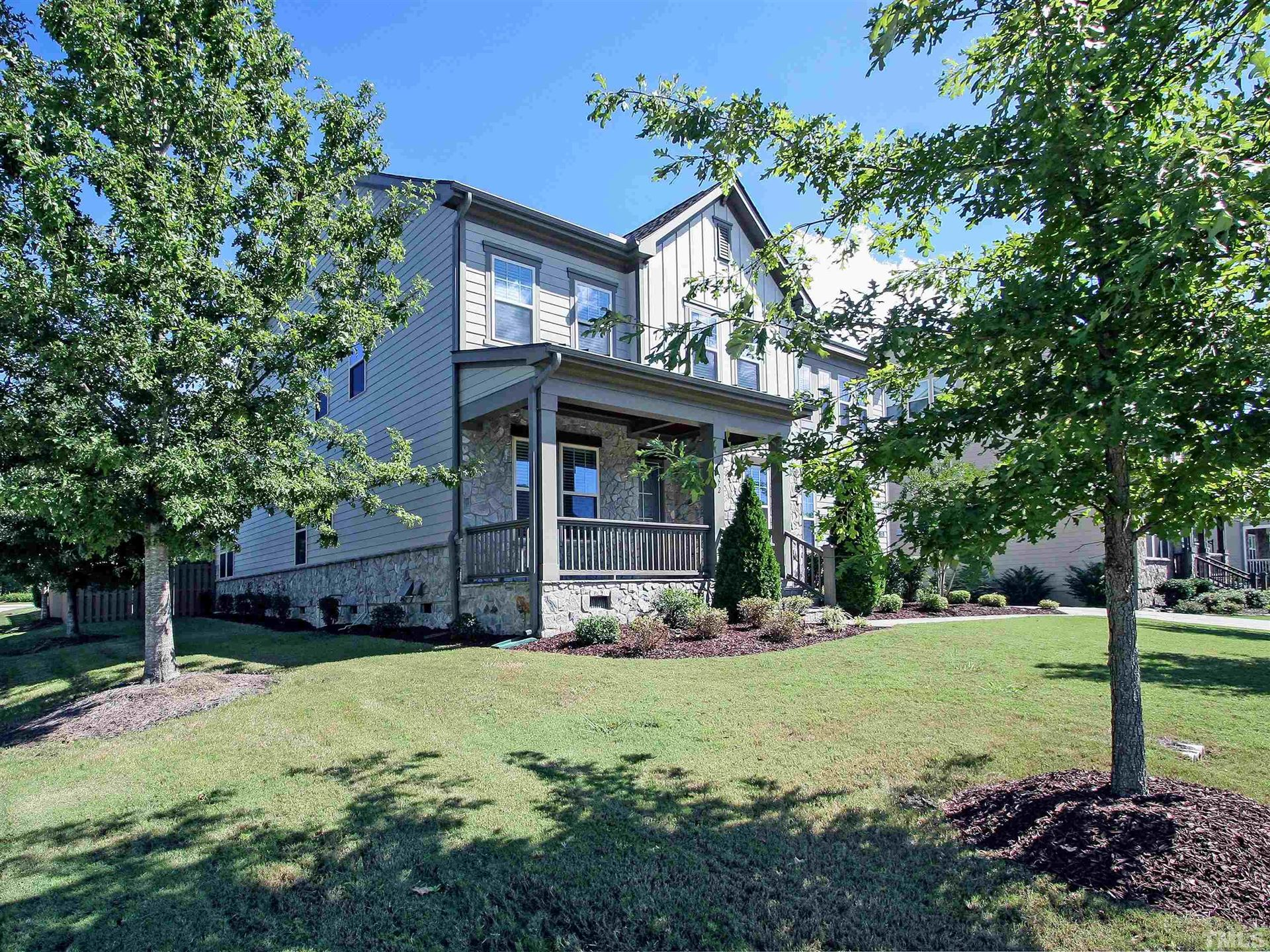 Photo of 372 Bolton Grant Drive, Cary, NC 27519 (MLS # 2409259)